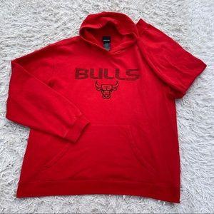 * chicago bulls hoodie *